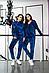 Effetto 03120 Женский прогулочный костюм, велюр, фото 3