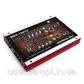 Підсилювач CAR AMP 1907 USB