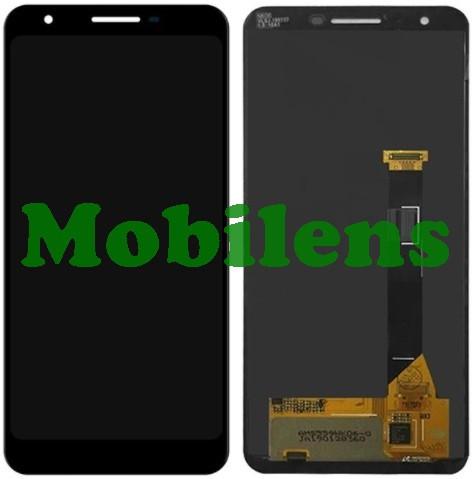 Google Pixel 3A Дисплей+тачскрин(модуль) черный