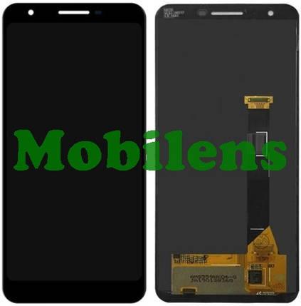 Google Pixel 3A Дисплей+тачскрин(модуль) черный, фото 2