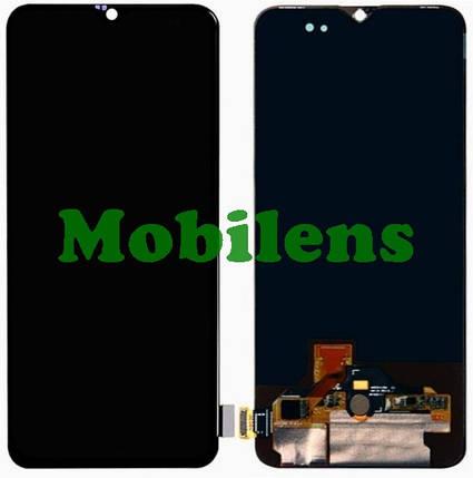 OnePlus 6T Дисплей+тачскрин(модуль) черный Original (AMOLED), фото 2
