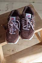 """Кроссовки New Balance 574 """"Коричневые"""", фото 3"""