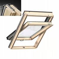 Мансардные окна Velux Стандарт GZL 1051с верхней ручкой открывания 55х98, фото 1