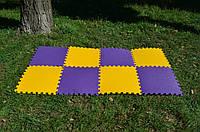 Покрытие для детских комнат, пазлы (8 элементов)