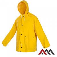 Защитная куртка от дождя из ПВХ Artmas KPD, желтый, M