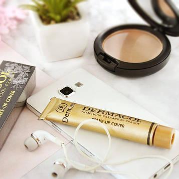 Тональний крем Дермакол (Dermacol) відтінок 210 Dermacol Make-Up Cover