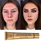 Тональный крем Дермакол (Dermacol) оттенок 210 Dermacol Make-Up Cover, фото 2
