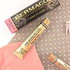 Тональный крем Дермакол (Dermacol) оттенок 210 Dermacol Make-Up Cover, фото 6