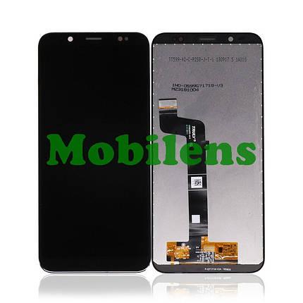 HTC U12 life, Desire U12 life Дисплей+тачскрін(модуль) чорний, фото 2