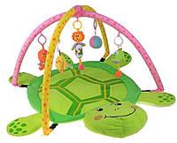 Детский развивающий игровой коврик с погремушками, 105*70*52 см, 898-12
