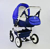 Детская коляска для новорожденных до 3х лет универсальная трансформер 2 в 1 Victoria Gold Saturn 3 an electric