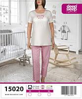 DEEP SLEEP Комплект для беременных\кормящих  мам (тройка) 15020 (L)
