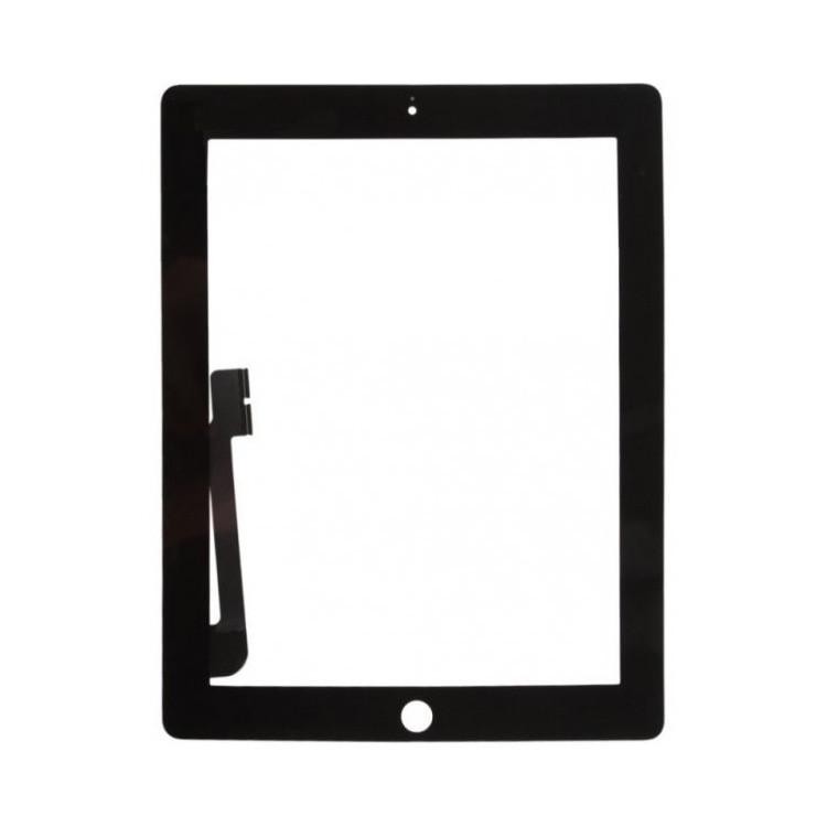 Touchscreen IPad 3 \ IPad 4 Black high copy