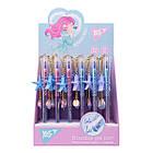 Ручка гелевая YES  пиши-стирай «Mermaid Magic»  0,5 мм, синяя, фото 2