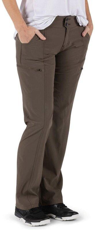 Оригинал Стрейчевые женские тактические штаны 5.11 Tactical MESA PANT 64417 4 Long, Python