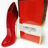Женские духи Carolina Herrera Good Girl Red 100ml EDT (Парфюм Каролина Эррера Гуд Герл Ред) Красная туфелька