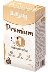 Cуміш початкова (стартова) суха молочна для дітей грудного віку «БЕЛЛАКТ ПРЕМІУМ 1», 400г