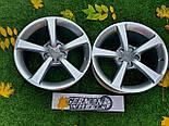 Оригинальные диски R17 Audi A3, фото 2