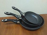 Набор сковородок Bohmann BH 1195-3  набор 3 шт.