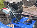 Компрессор воздушный Al-Fa ALC100-2R масляный 100л 660л/мин ременной, фото 2