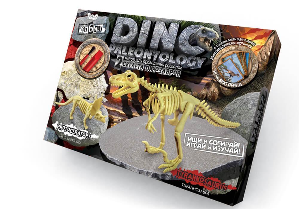 Набор для творчества Раскопки Danko Toys (DP-01-03)