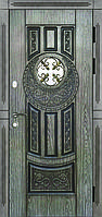 Двері вхідні SARMAK COTTAGE Круг