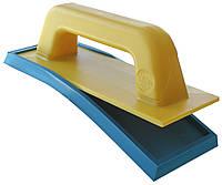 Шпатель затирочный  Litokol, мягкая голубая резина(сменная)