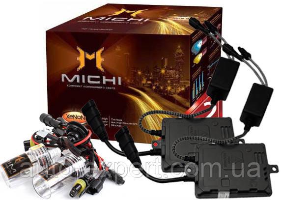 "Комплект ксенонового света ""Michi"" Q-start (Slim)(H1)(4300K)(12V)(40W)"