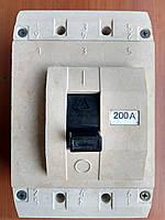 Выключатель автоматический ВА04-36 200А, фото 1
