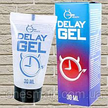 """Гель пролонгатор для мужчин """"Delay Gel"""" от Cobeco 30 мл. (Нидерланды)"""