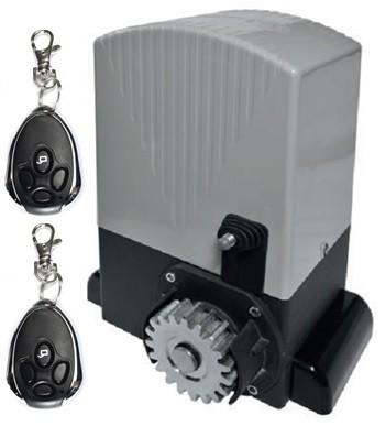 Комплект привода для откатных ворот до 500кг — ASL500KIT