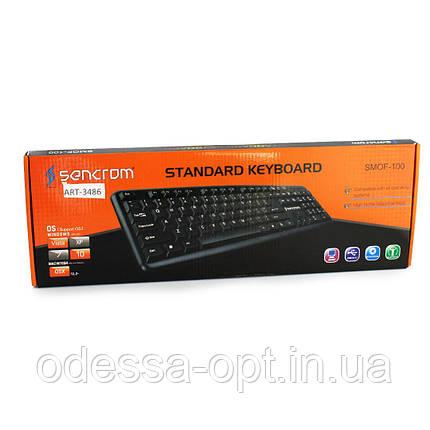Клавиатура KEYBOARD X1 K107, фото 2