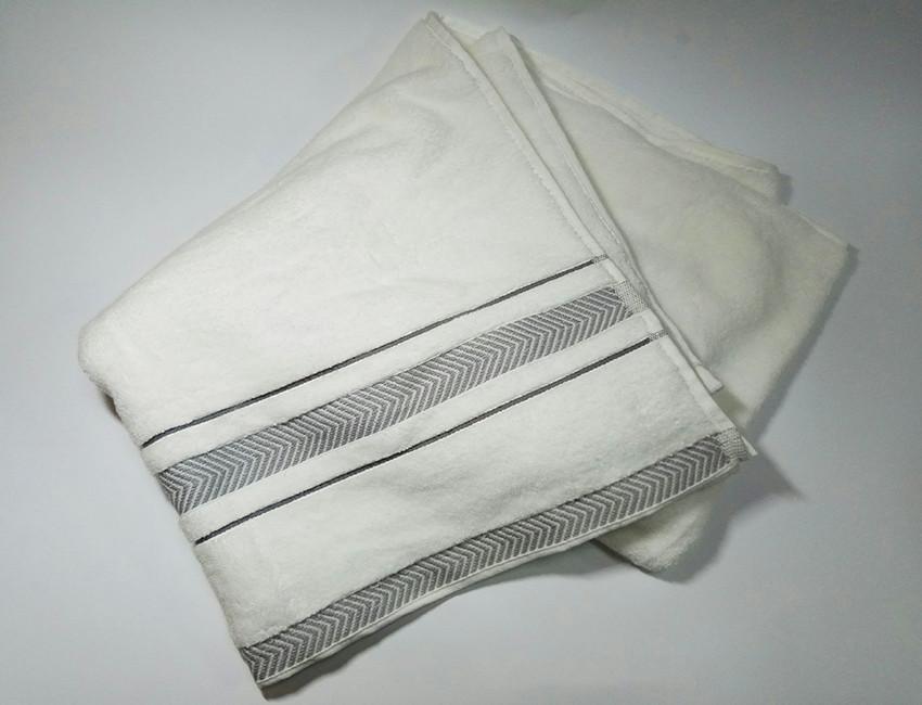 ТМ TAG Полотенце микрокоттон 70 х 140  Полоса