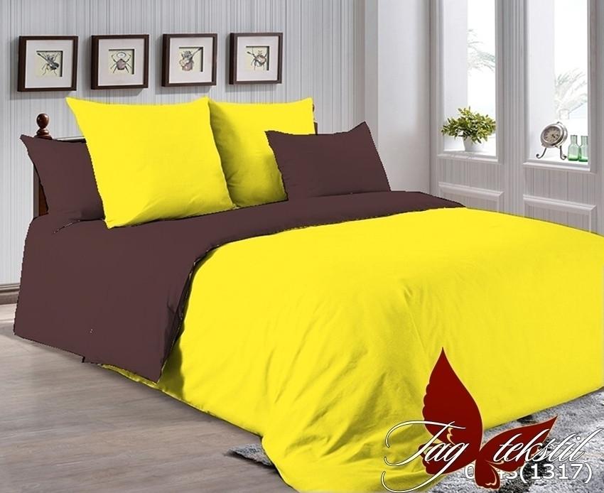 Двуспальный комплект постельного белья P-0643(1317)