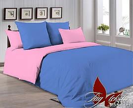 Двуспальный Евро комплект постельного белья P-4037(2311)