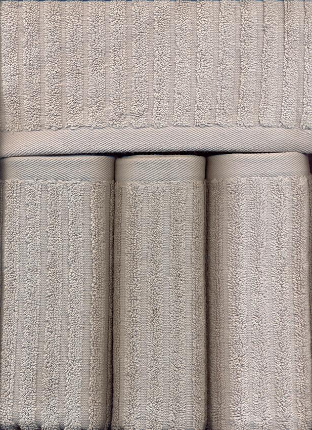ТМ TAG Полотенце махровое  Nord grey
