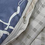 ТМ TAG Комплект постельного белья с компаньоном S322, фото 4