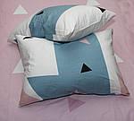 ТМ TAG Комплект постельного белья с компаньоном S368, фото 3