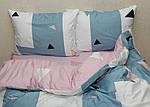 ТМ TAG Комплект постельного белья с компаньоном S368, фото 6