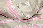 ТМ TAG Комплект постельного белья с компаньоном S343, фото 4
