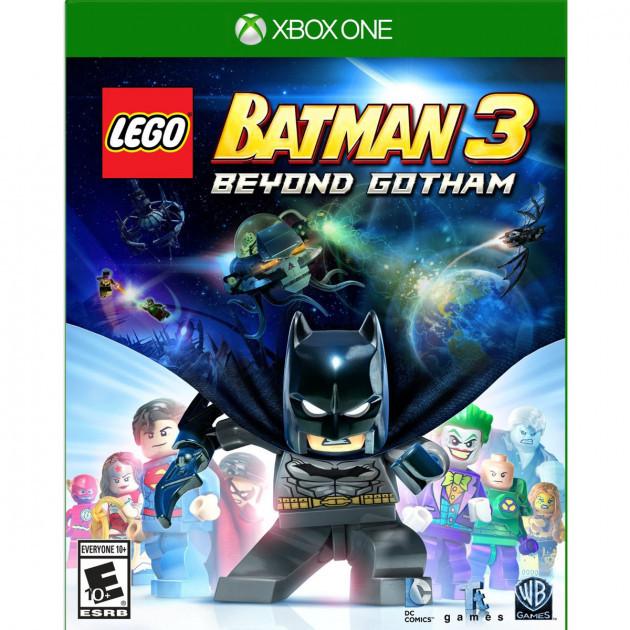 Игра для игровой приставки Xbox One, Lego Batman 3 Beyond Gotham (БУ)