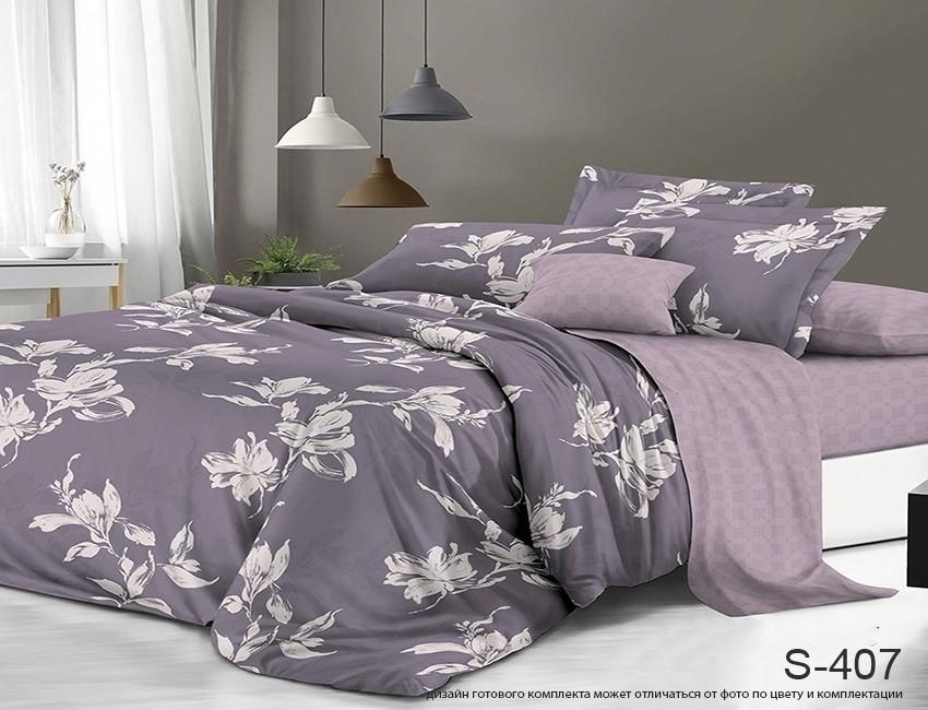 ТМ TAG Комплект постельного белья с компаньоном S407