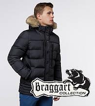 Braggart Dress Code 45610 | Теплая зимняя куртка графит