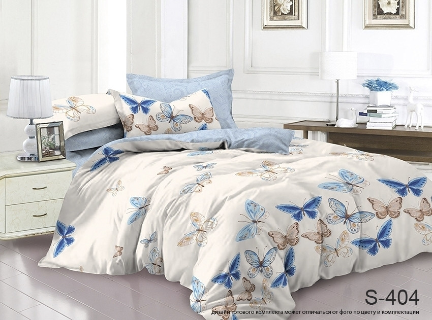 ТМ TAG Комплект постельного белья с компаньоном S404