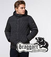 Braggart Dress Code 24534 | Мужская стеганая куртка графит