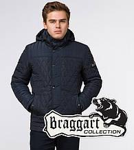 Braggart Dress Code 24534 | Мужская зимняя куртка синяя