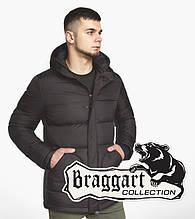 Мужская зимняя куртка Braggart Dress Code цвет шоколад Германия