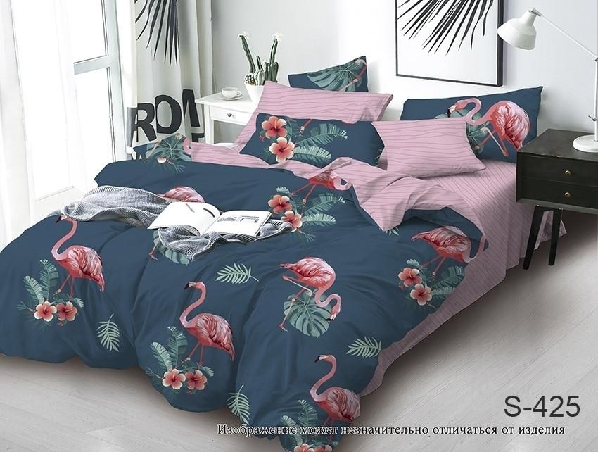 ТМ TAG Комплект постельного белья с компаньоном S425