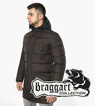 Мужская зимняя куртка цвета кофе. Braggart Dress Code Германия