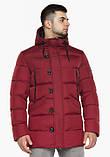 Braggart Dress Code 37485   Мужская зимняя куртка красная, фото 8